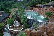 温泉特惠玉龙山氡泉度假村标准房1间1晚 +温泉门票2张