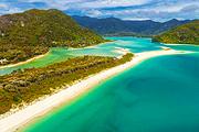 新西兰旅游北岛3日游中文岛屿湾 90英里海滩 雷加角灯塔 游轮出海邂逅鲸鱼