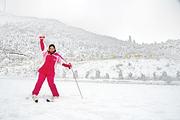 英山南武当激情滑雪一日游  纵情雪世界乐享南武当