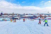 长春+长白山自由行:2天滑雪+2次温泉乐园+万达度假双程直通车+2晚五星酒店
