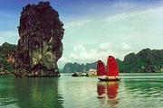 全国联运畅游四国风情版纳—越南—老挝—缅甸 下龙湾+天堂岛+傣族园+磨丁古寨