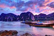 免落地签证费!泰国普吉岛自由行「国际五星海景酒店」机票+酒店+境外专车接送机