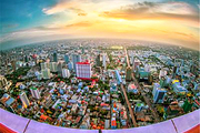 特惠直飞北京直飞泰国曼谷7天往返单机票含税免费行李托运