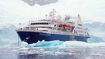 <海钻石邮轮>北上港出发中国人包船南极四岛+阿根廷22天 邂逅60万王企鹅