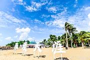 乐动大东海✿分界洲岛+南湾猴岛✿赠激情沙滩派对+拉斯表演秀✈海南三亚双飞6天
