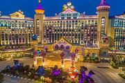 提前5天立减20!广州长隆熊猫酒店1晚+野生动物园二日票/欢乐世界/大马戏