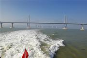 船游港珠澳大桥、珠海渔女1日游<含午餐,纯玩团,不用通行证,不排队不拥挤>