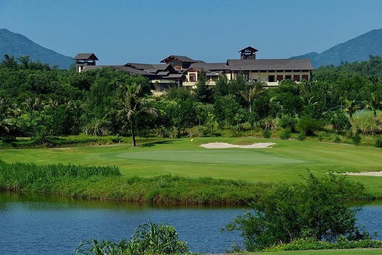 康乐园国际高尔夫球俱乐部旅游
