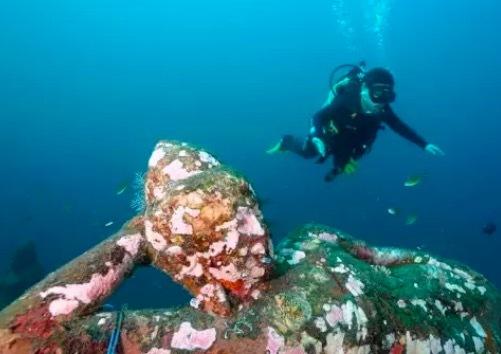 印尼巴厘岛图蓝本潜水考证5天4晚(接送+住宿+OW考证+餐饮送保险)