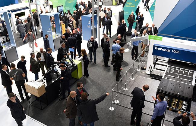 2018 德国汉诺威金属板材加工技术展会EURO BLECH 展会服务
