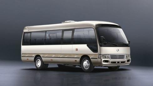 【22座 • 金旅仿考斯特】天津团体旅游考察包车4006161881转00260