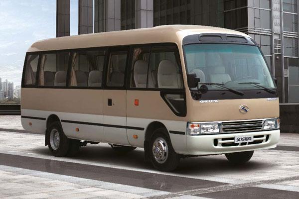 中巴车:考斯特22座或同级别车型包车游览青岛当地一天