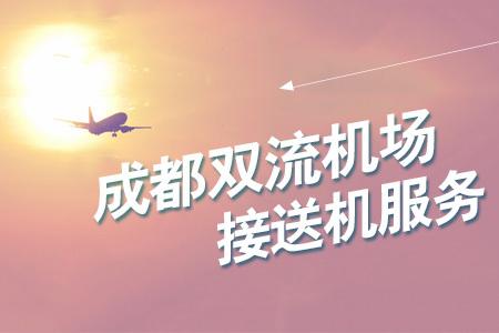 【真轻松】双流机场-市区接机服务