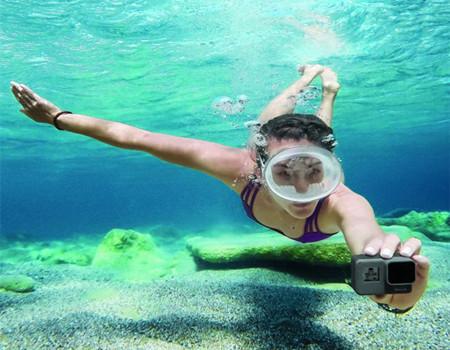 全球最新Gopro 5 水下相机租赁  裸机防水 4K视频