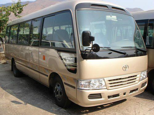 重庆市内一日游包车/考斯特(17-23座)