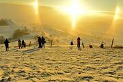 【自驾乌兰布统冬】元旦·穿越塞罕坝·月亮湖·塞北雪乡·小河头日出·将军泡子