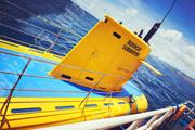菲律宾长滩岛深海观光潜水艇 海洋世界潜水员表演