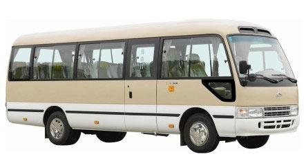承德旅游包车服务(考斯特22座)用车预付款