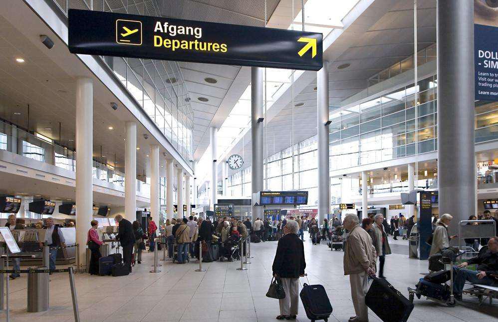 哥本哈根机场到市区酒店接送机