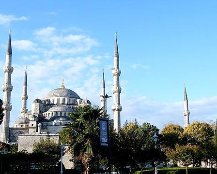 北京到土耳其