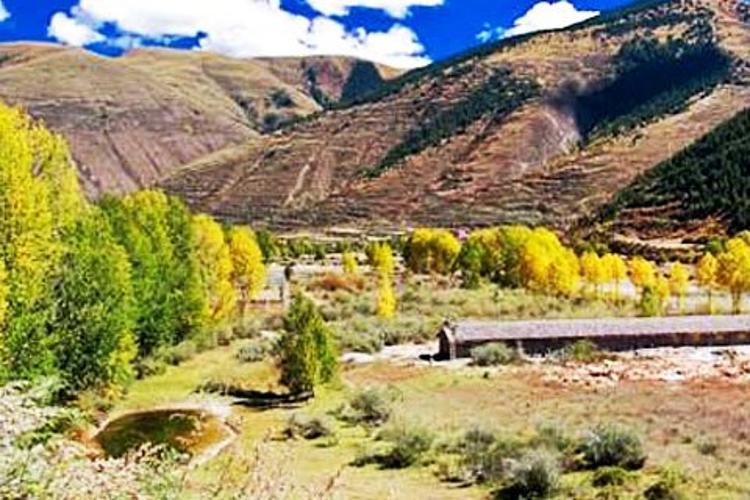 甘孜州旅游