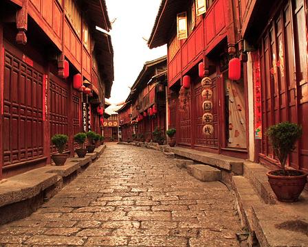 北京到丽江