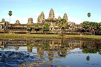 柬埔寨 6天4晚跟团游
