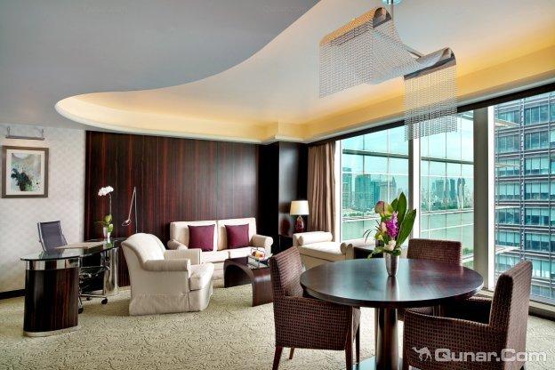 上海凯宾斯基大酒店+上海动物园成人票