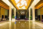 黄山太平湖绿地皇冠假日酒店+太平湖游船票