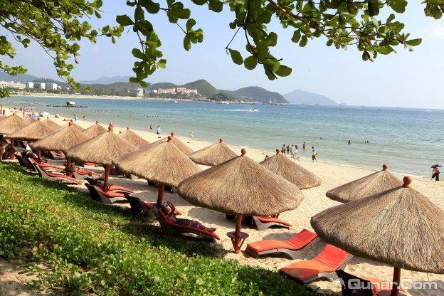 呀诺达热带雨林/西岛/南湾猴岛+2天1晚三亚柏瑞精品海景酒店