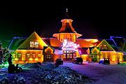 哈尔滨避暑季入住景区内伏尔加庄园客房,游玩哈尔滨伏尔加庄园