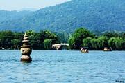 主城区接 杭州西湖—千岛湖中心湖—西溪湿地三日游 含千岛湖游船门票+西湖游船