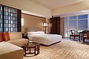 3天2晚烟台南山皇冠酒店皇冠房2晚+双人亚洲美味餐厅自助晚餐+每日双早