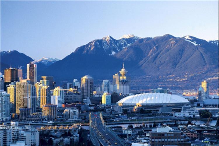 加拿大温哥华+班夫+冰川+布查特花园+硫磺山缆车+史丹利+深度探索之旅9日