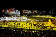 西藏大型文成公主实景演绎剧(含往返接送交通费)