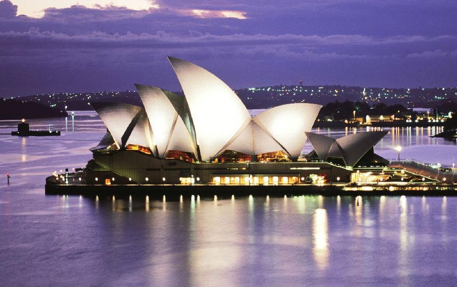 澳洲自然之旅+专属行程定制澳大利亚8天 悉尼歌剧院 考拉合照 心形大堡礁