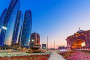 阿联酋阿布扎比城市观光游+法拉利世界主题公园门票 (迪拜出发,含接送)