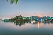 扬州出发<杭州西湖、苏州园林、寒山寺、姑苏游船>3日游、品质出行无自费