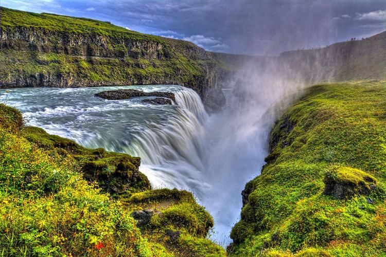 冰岛深度六日游(黄金圈+瓦特纳冰川公园+蓝湖温泉+雷克雅未克+免费早餐)