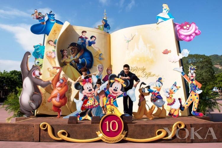 新年亲子游香港澳门6天5晚迪士尼(含门票)全天自由活动海洋公园澳门游