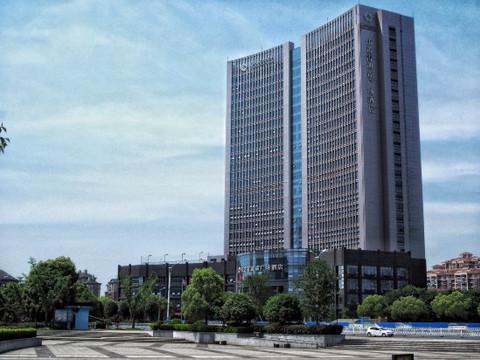 自选金华伟达雷迪森广场酒店,金华双龙风景名胜区