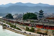 西安周边游<剑门关、阆中古城、雪溪洞三日游>赏地下仙宫