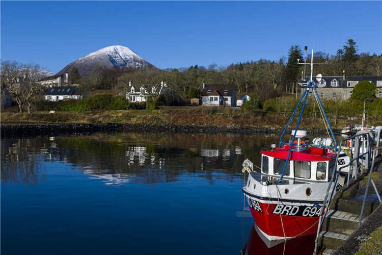 古典田园英国苏格兰高地+天空岛+尼斯湖3日深度游(哈利波特取景地)