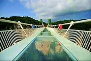 暑期超值自由行(天门山玻璃栈道+张家界大峡谷+玻璃桥)三日游