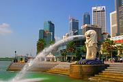 全国出发!正点航班!新加坡5天4晚自由行,送团签+机票+酒店+接机