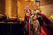 藏地大型史诗级真人文化实景剧 ≮文成公主≯市区含大巴接送☛4人预定专车接送