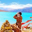 羊湖环湖+卡若拉冰川一日游(商务团+神秘观景点+达人陪玩)