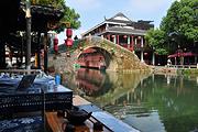 含2晚支付宝提现>杭州西湖游船—飞来峰—灵隐寺—瑶琳仙境—周庄3日游,主城区接