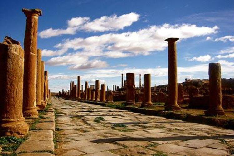 阿尔及利亚8日:圣克鲁兹古堡+古物博物馆+康斯坦丁纪念碑+国家博物馆