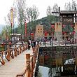 恋乡·太行水镇+易水湖一日游